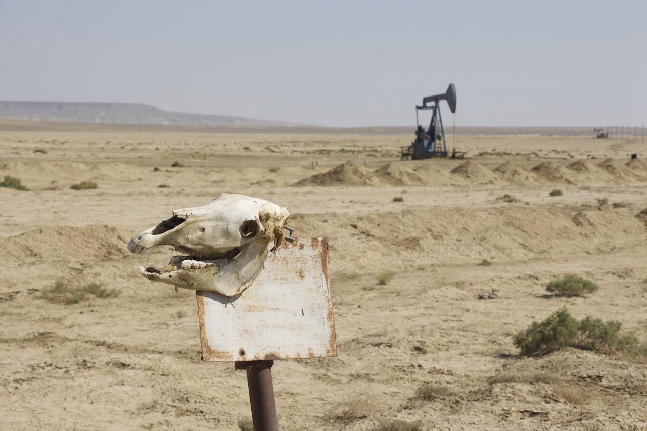 Deserts of western Kazakhstan